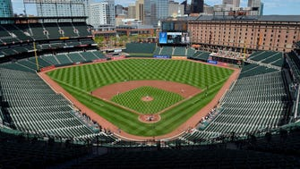 Camden Yards hosted a game with no fans after civil unrest following the death of Freddie Gray in police custody in April 2015.