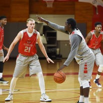 Marist men talk mixture of youth and experience