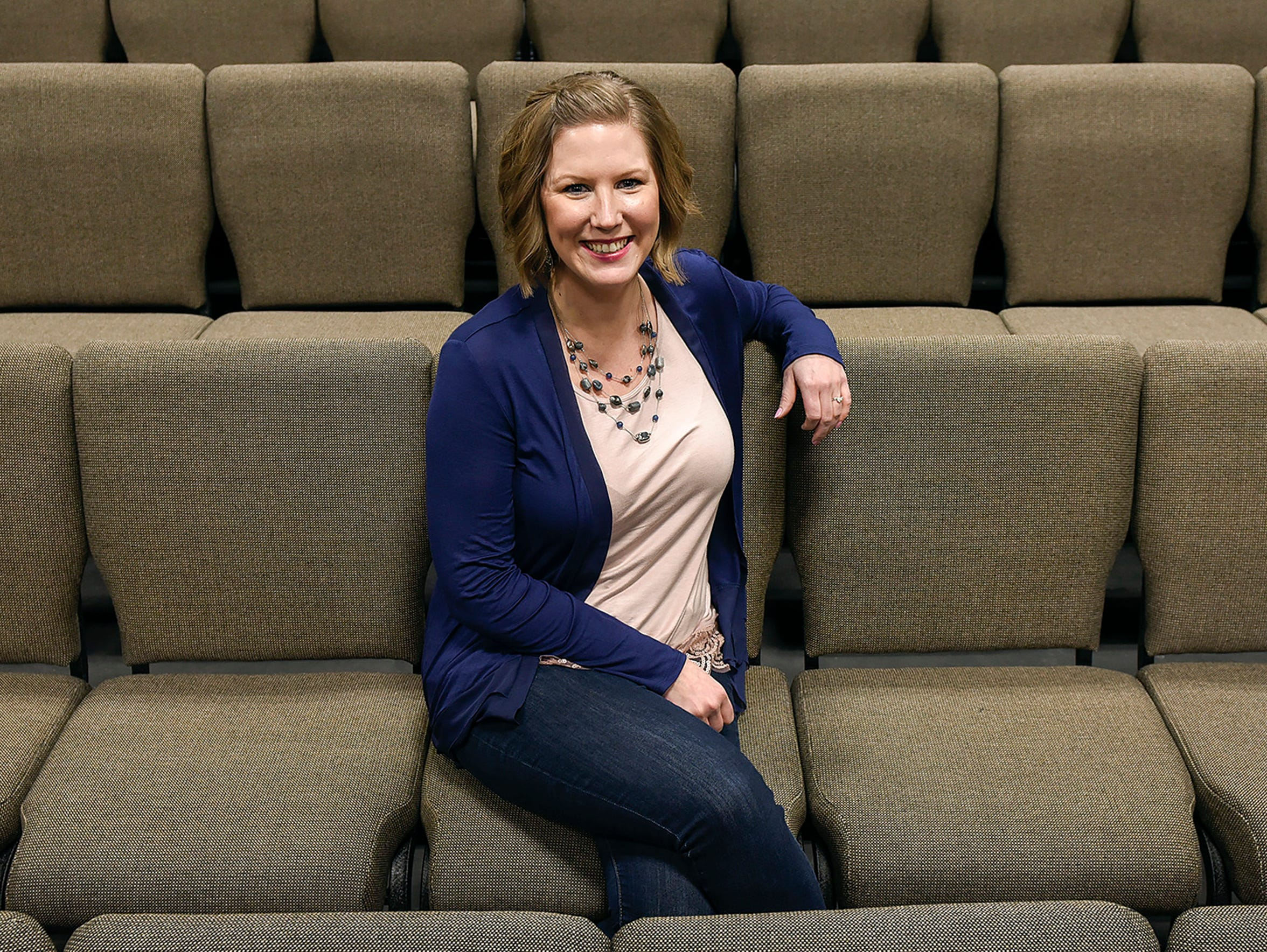 Lacey Schirmers, managing director of GREAT Theatre,