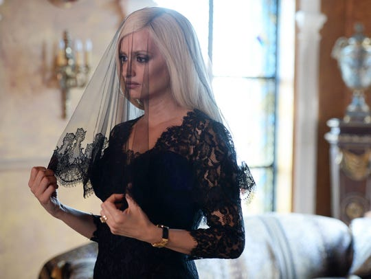 Penelope Cruz as Donatella Versace on 'The Assassination