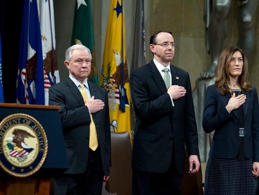 AP TRUMP RUSSIA PROBE A USA DC