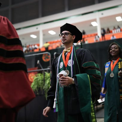 FAMU holds its summer graduation commencement at the