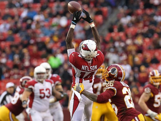 NFL: Arizona Cardinals at Washington Redskins