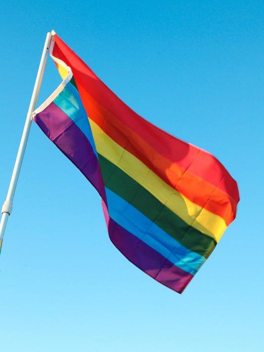 BLOG -- Rainbow Flag social