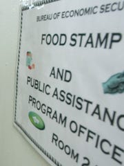 Clients disqualified from SNAP, cash assistance for second quarter of fiscal year 2020.