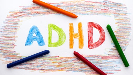 At what point does a child cross the threshold between being active to being hyperactive — signaling a condition known as Attention Deficient Hyperactivity Disorder (ADHD)?