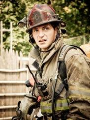 York City Firefighter Ivan Flanscha