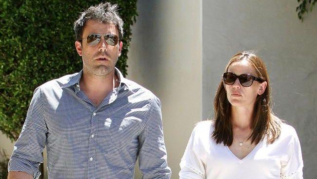 Jennifer Garner Ben Affleck Could Bench Press Me
