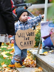 Trick-or-treating at Wildwood Zoo takes place Saturday.