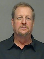 A mugshot of Brian William Cascadden, who was found