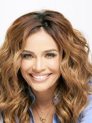 "Karla Martinez, co-host of Univision's ""Despierta America"" morning show."