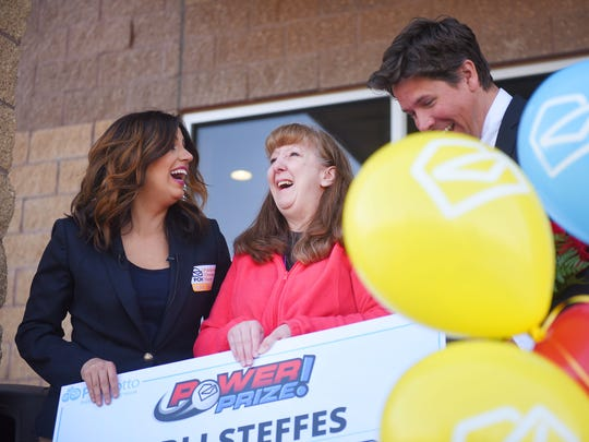 Publishers Clearing House Prize Patrol Danielle Lam