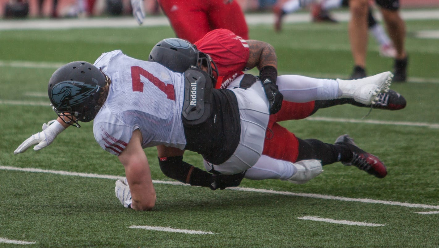 suu scrimmage notes defense shines in the red zone