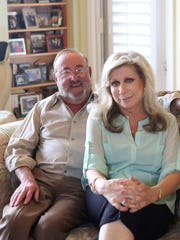 Attorney Martin Berman and his wife, Jacque, live in Palm Springs.