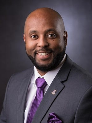 Alcorn coach Montez Robinson was named SWAC coach of the year by the league office Monday.