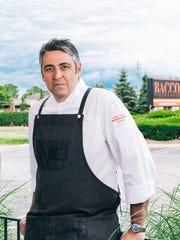 Chef Luciano DelSignore of Bacco Ristorante and Bigalora Wood Fired Cucina.