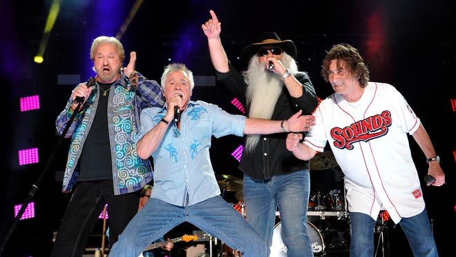 The Oak Ridge Boys are one of country music's enduring legacies.