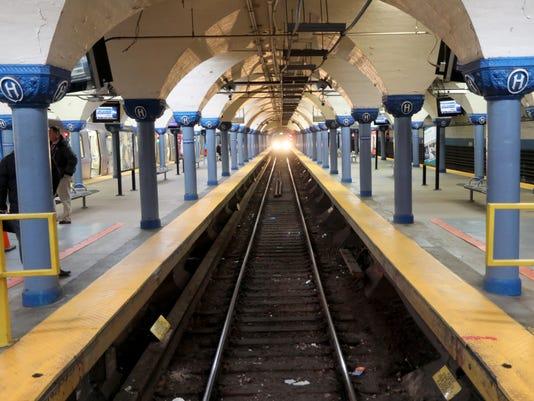 Hoboken Path
