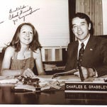 Paula Dierenfeld interned for Churck Grassley when he was still a member of the U.S. House of Representatives.