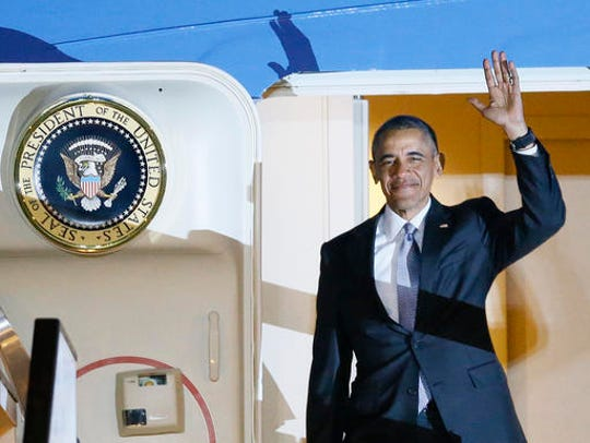 President Obama on Monday confirmed he has authorized
