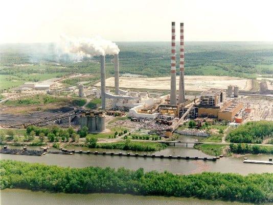 Cumberland Fossil Plant