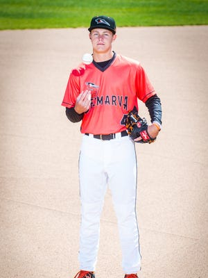 Orioles 2015 first round pick Ryan Mountcastle will be commanding the infield at shortstop for the Delmarva Shorebirds this summer on his path to the show.