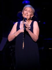 "Liz Callaway is featured on ""Wish: The Anderson & Petty Holiday Songbook."""