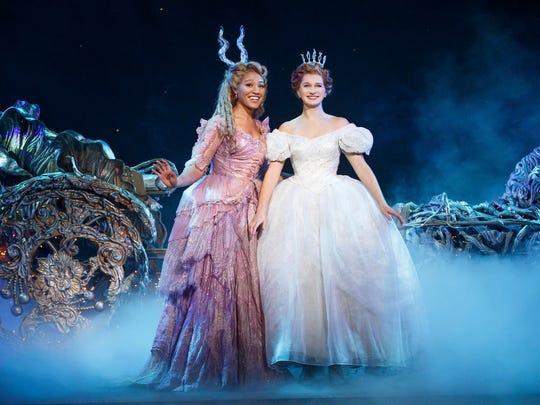"Rodgers + Hammerstein's ""Cinderella"" combines the story's"