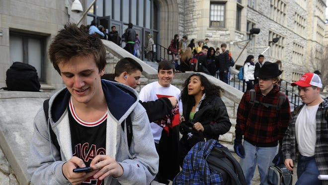 Hume-Fogg Academic High School is among the top schools in the nation, according to U.S. News & World Report.
