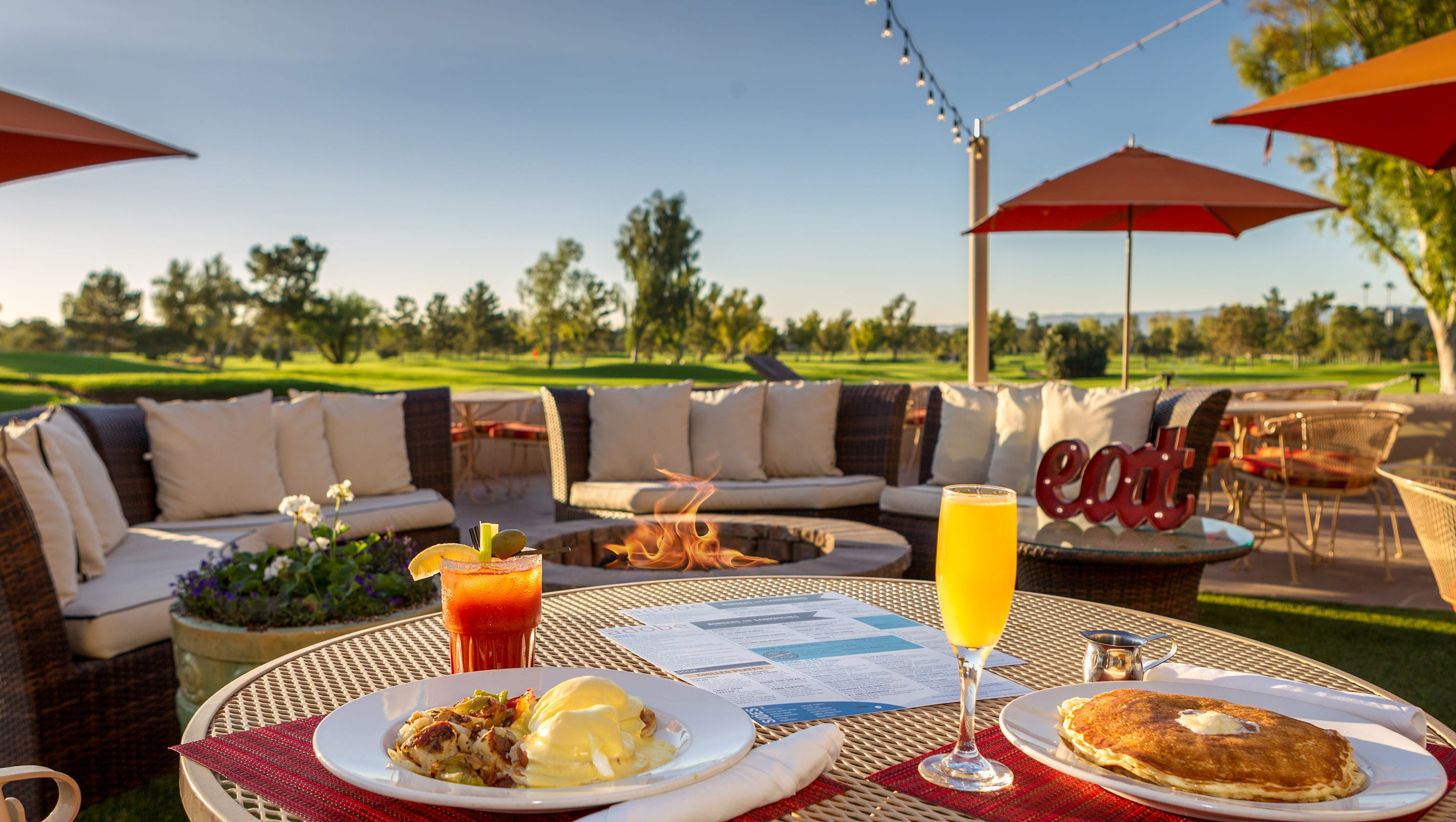 10 Phoenix area golf clubs with great restaurants open to the public