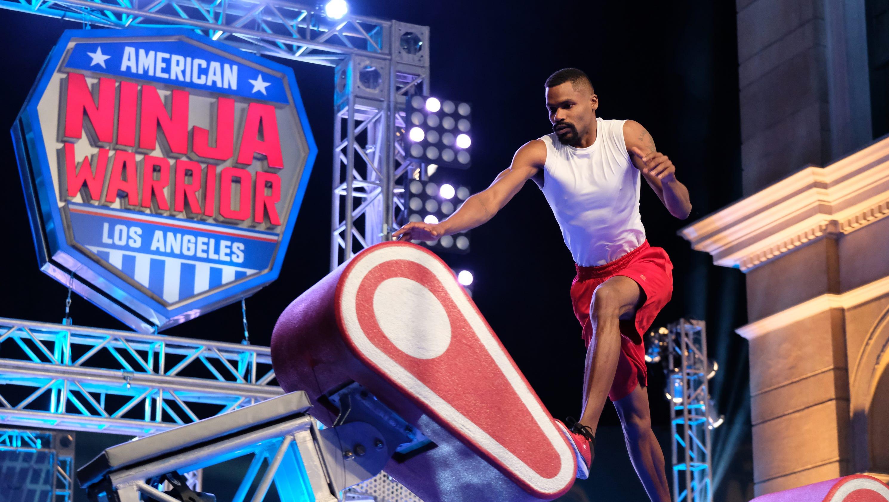 TV ratings: NBA Finals up, 'American Ninja Warrior' down
