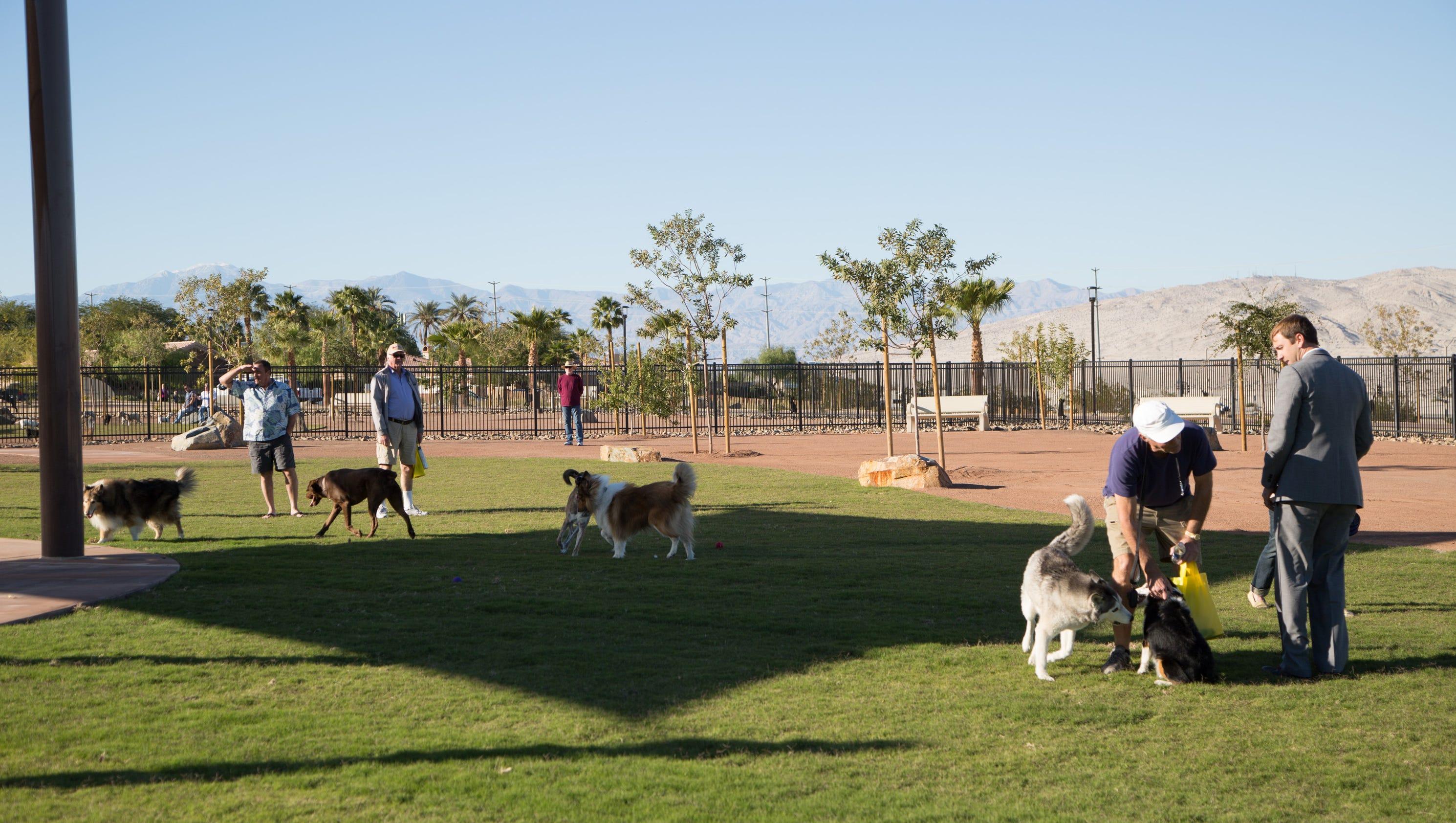 Rancho Mirage Dog Park