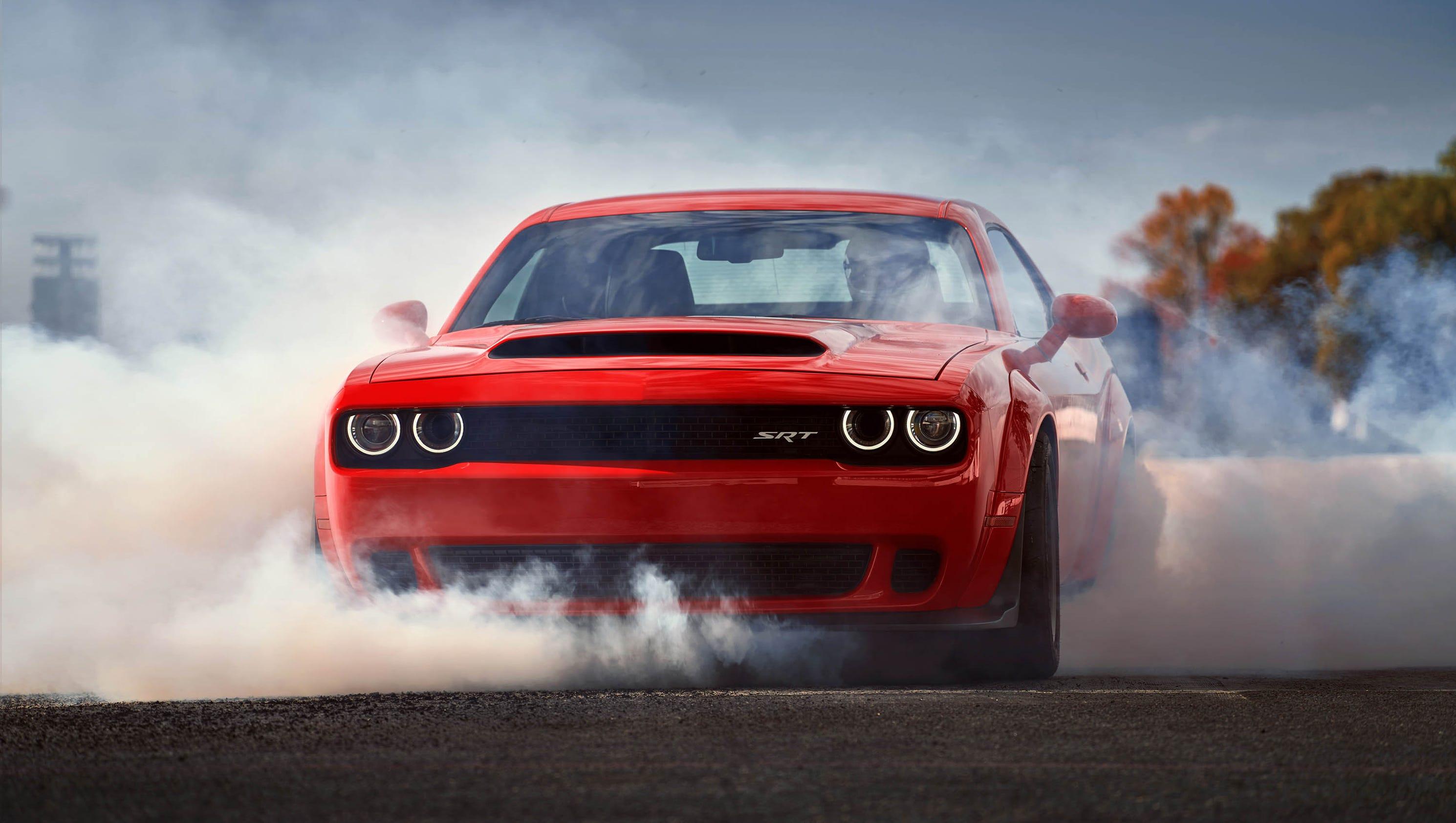 Whoa! Dodge Challenger SRT Demon to get 840 horsepower