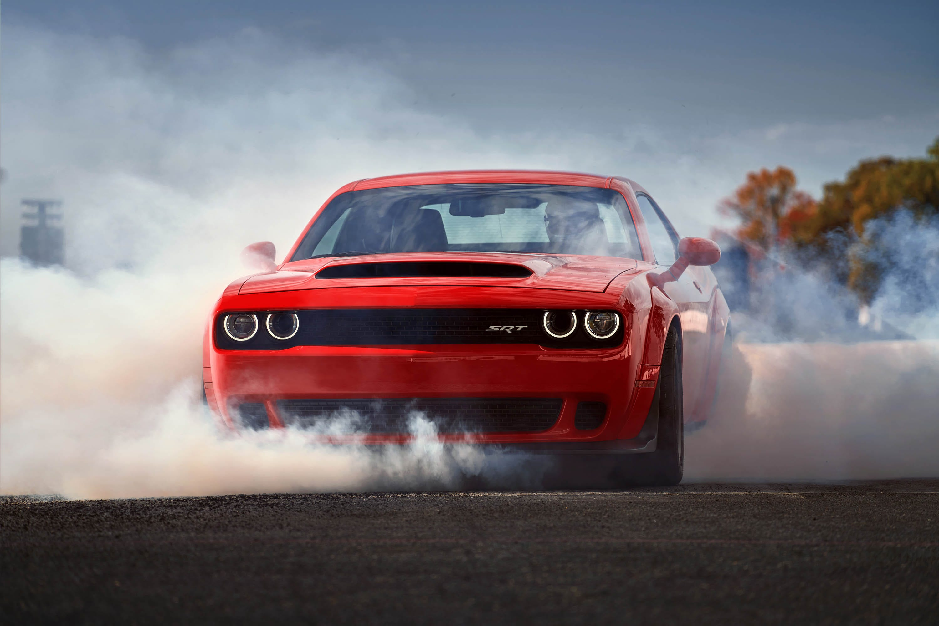 Dodge Challenger SRT Demon To Get 840 Horsepower