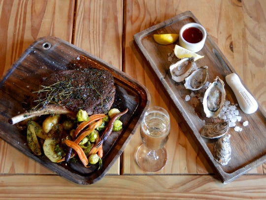 For a Valentine's Day meal cooked at home, Liquid Assets'