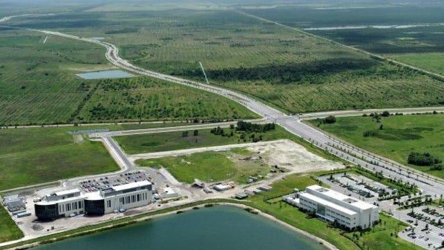 VGTI Florida (left) and Torrey Pines Institute of Molecular Studies (right). (FILE PHOTO)