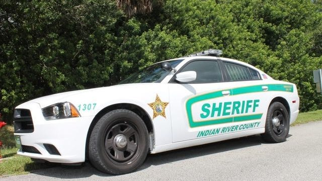 Indian River County Sheriff's Office car