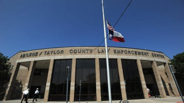 Law Enforcement Center, Abilene, Texas (Reporter-News file photo)