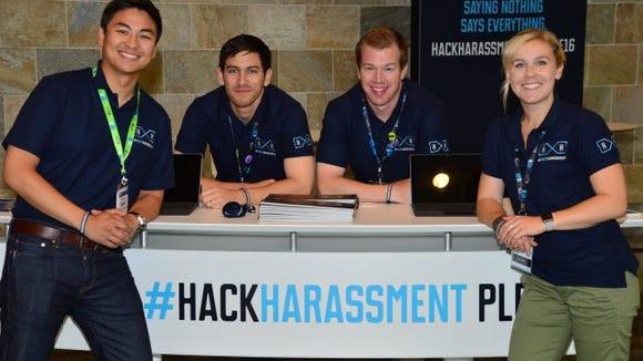 hack harassment
