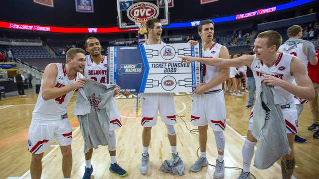 Determining the financial impact of canceling the NCAA Tournament is in the preliminary stages, as is the impact on the schools that would have participated, such as Ohio Valley Conference champion Belmont.