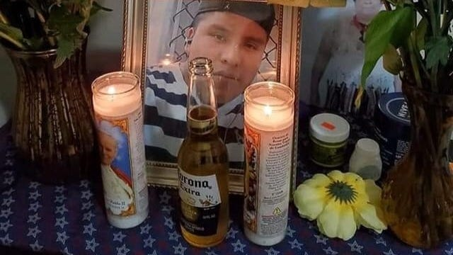 """Aquilino """"Victor"""" Sol Victor, 23, of Quincy, was killed in a hit-and-run crash in Stoughton on Sept. 27, 2020. He was driving his motorized scooter home from work in Stoughton at TGI Fridays. His co-workers are raising money to fly his body home to his native country of Guatemala."""