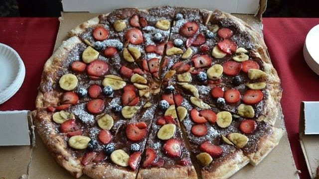 This strawberry-banana pie won last year's Best Specialty category.