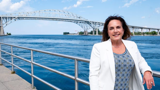 One of Michigan's two new members of Congress, U.S. Rep. Lisa McClain, R-Bruce Township, said she was prepared to support an objection to the state's Electoral College vote being awarded to Joe Biden, who beat President Donald Trump in the Nov. 3 election in the state by more than 154,000 votes.