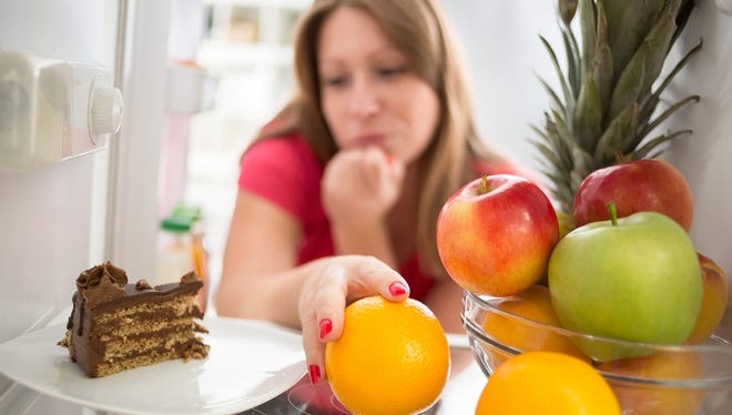 Desserts are some of the most common addictive foods.