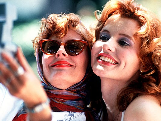 THELMA & LOUISE A