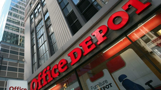 Staples' announcement Wednesday that it plans to buy its second-ranked rival comes a little more than a year after Office Depot acquired OfficeMax for $1.2 billion. The deal still needs approval from the Federal Trade Commission.