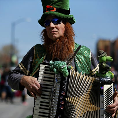 St. Patrick's Day Parade and a lot more! March calendar