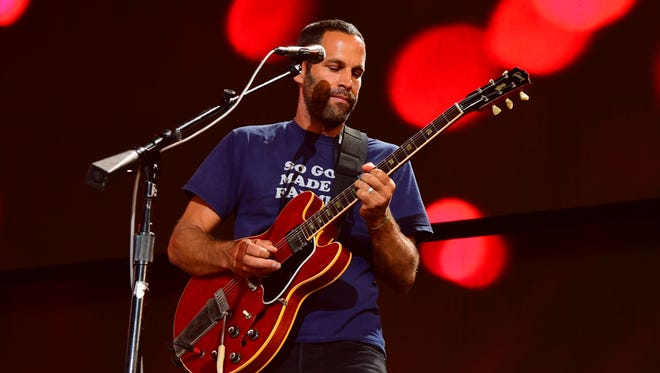 Jack Johnson will perform June 14 at Ruoff Home Mortgage Music Center.