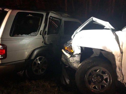 Sloatsburg crash on Sterling Mine Road