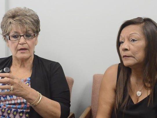 Hidalgo Medical Services community health worker Elva